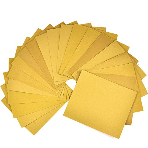 20 Piece,Multi use,sandpaper sheets,sand paper sheets,sandpaper sheet,sand paper sheet, 9'' x...