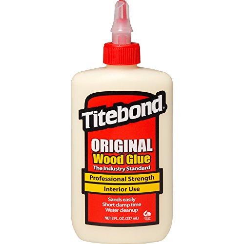 Titebond 5063 Original Wood Glue, 8-Ounces