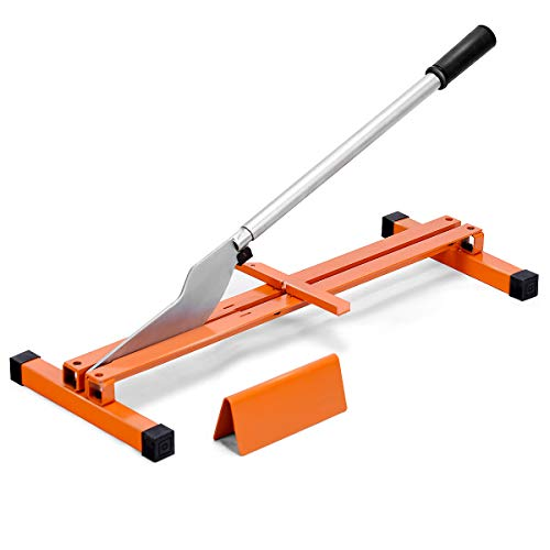 Laminate Floor Cutter, Multi-Purpose Vinyl Plank Flooring Cutter for 8-inch & 12-inch Wide Floor