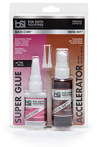 Bob Smith Industries BSI-157H Maxi Cure/Insta-Set Combo Pack (3 oz. Combined)