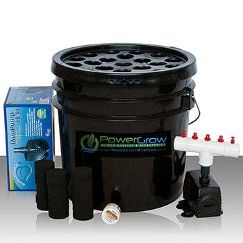 PowerGrow Systems Deluxe 21 Site Bucket Cloner