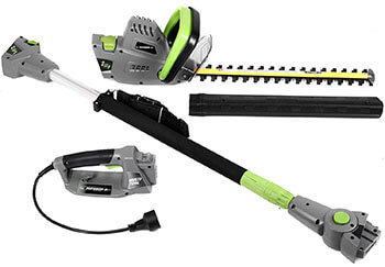 Earthwise CVPH43018 Corded Convertible Trimmer