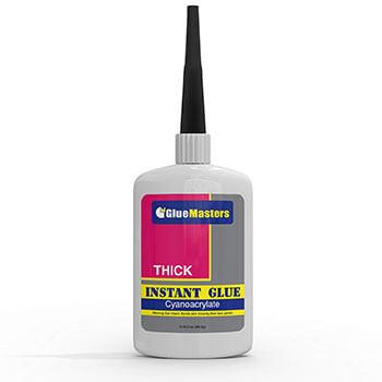 Glue Masters Professional Grade Instant CA Glue