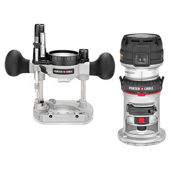PORTER-CABLE 450PK Small Plunge Router