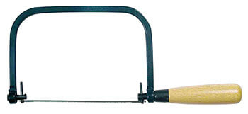 Eclipse 70-CP1R Wood Handle and Steel Frame Coping Saw