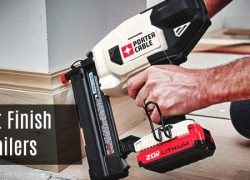 Best Finish Nailers: Top 10 Reviews and Ultimate Buying Guide