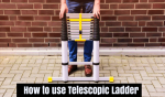 How to Use Telescopic Ladder