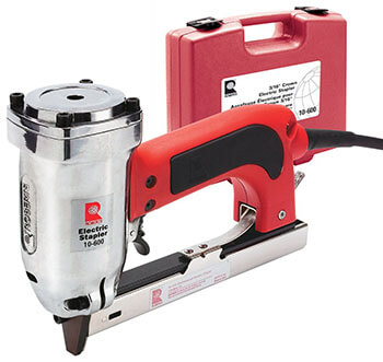 Roberts-10-600 120-Volt Professional Electric Stapler for flooring or carpeting