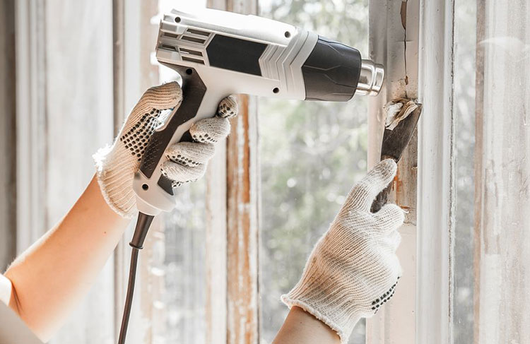 Best Heat Gun for Removing Paint In 2020: Reviewed with Buying Guide