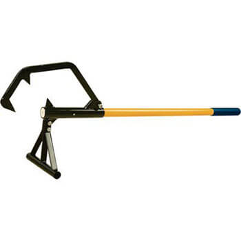 Roughneck Double Hook Steel Core A-Frame Timberjack