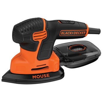 BLACK+DECKE BDEMS600 Mouse Detail Sander