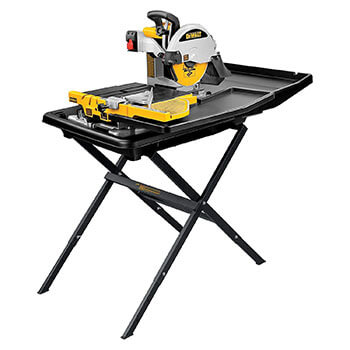 DEWALT Wet Tile Saw D24000S