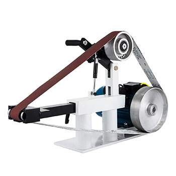 Happybuy 2Hp Best Belt Grinder for Knife Making
