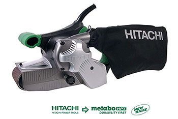 Hitachi SB8V2 Variable Speed Belt Sander