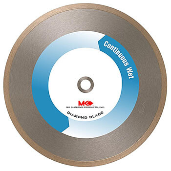MK Diamond 156651 MK-215GL Blade for Cutting Glass