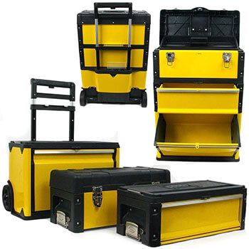 Best 3-in-1 Portable Tool Box