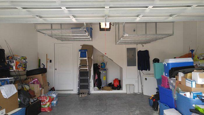 Best Garage Ceiling Overhead Storage Racks