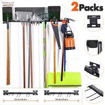 Best Wall Mount Steel Gear Hanger