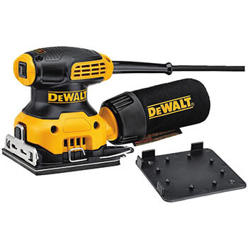 DEWALT- DWE6411 Best Electric Orbital Sander
