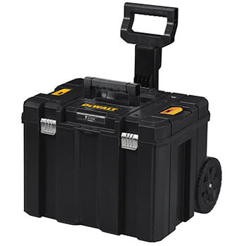 DWST17820 TSTAK Mobile Storage Deep Box On Wheels