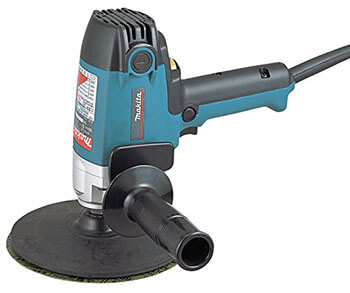 Makita Disc Sander, 7 In Pad