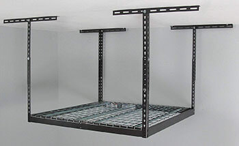 MonsterRax -Best 4x4 Adjustable Steel Overhead Storage Rack