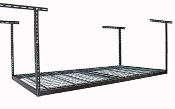 MonsterRax Best 4x8 Overhead Rack 500lbs Capacity