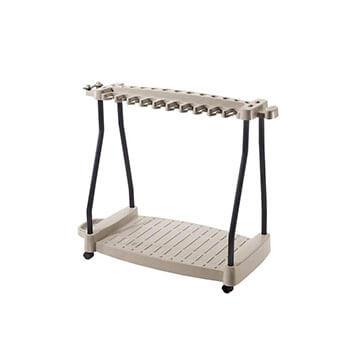 Suncast Best Tool Cart with Wheels