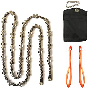Homyall, 48-inch Limb Rope Saw Chain