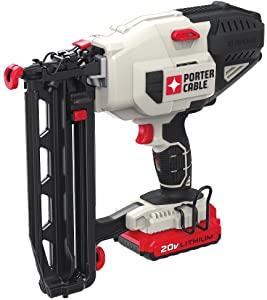 PORTER-CABLE PCC792LA finish nailer