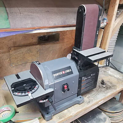 What Is A Belt Sander? And What Are The Uses of Belt Sander?