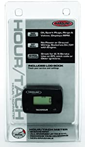 Hardline Products HR-8061-2 Tachometer