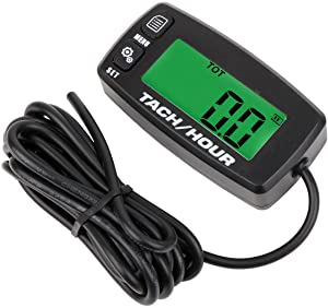 Searon Backlit Digital Tachometer