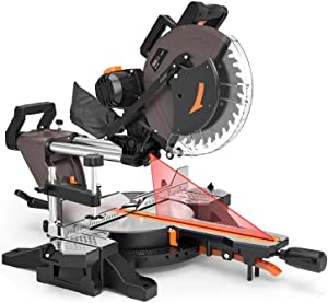 TACKLIFE Sliding Compound Miter Saw (PMS03A)